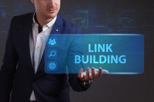 link building definition